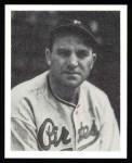 1939 Play Ball Reprints #94  Heinie Manush  Front Thumbnail
