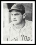 1939 Play Ball Reprints #124  Walter Brown  Front Thumbnail