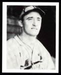 1939 Play Ball Reprints #133  Lynn Myers  Front Thumbnail