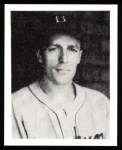 1939 Play Ball Reprints #159  Red Evans  Front Thumbnail