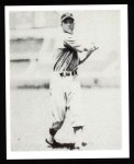 1939 Play Ball Reprints #65  Harry Craft  Front Thumbnail