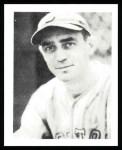 1939 Play Ball Reprints #120  Rabbit Warstler  Front Thumbnail
