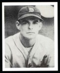 1939 Play Ball Reprints #104  Tom Bridges  Front Thumbnail
