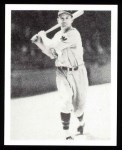 1939 Play Ball Reprints #100  Buddy Myer  Front Thumbnail