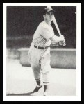 1939 Play Ball Reprints #62  Tom Carey  Front Thumbnail