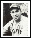 1939 Play Ball Reprints #110  Fred Fitzsimmons  Front Thumbnail