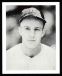 1939 Play Ball Reprints #138  George Case  Front Thumbnail