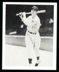 1939 Play Ball Reprints #114  Cecil Travis  Front Thumbnail