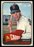 1965 Topps #43  Mike Shannon  Front Thumbnail