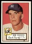 1952 Topps Reprints #85  Bob Kuzava  Front Thumbnail