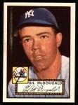 1952 Topps Reprints #372  Gil McDougald  Front Thumbnail