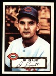 1952 Topps Reprints #171  Ed Erautt  Front Thumbnail