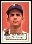 1952 Topps Reprints #87  Dale Coogan  Front Thumbnail