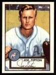 1952 Topps Reprints #134  Joe Tipton  Front Thumbnail