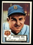 1952 Topps Reprints #246  George Kell  Front Thumbnail