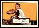 1952 Topps Reprints #338  Sal Yvars  Front Thumbnail