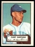1952 Topps Reprints #141  Clint Hartung  Front Thumbnail