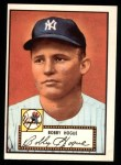 1952 Topps Reprints #9  Robert Hogue  Front Thumbnail