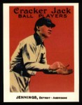1915 Cracker Jack Reprints #77  Hughie Jennings  Front Thumbnail