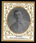 1909 T204 Ramly Reprints #88  Simon Nichols  Front Thumbnail