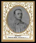 1909 T204 Ramly Reprints #85  Danny Murphy  Front Thumbnail
