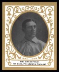 1909 T204 Ramly Reprints #15  Kitty Bransfield  Front Thumbnail