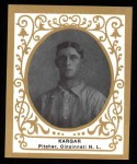 1909 T204 Ramly Reprints #63  Ed Kargar  Front Thumbnail