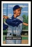 1951 Bowman Reprints #95  Sherry Robertson  Front Thumbnail