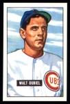 1951 Bowman Reprints #283  Walt Dubiel  Front Thumbnail