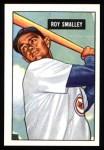 1951 Bowman Reprints #44  Roy Smalley  Front Thumbnail