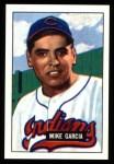 1951 Bowman Reprints #150  Mike Garcia  Front Thumbnail