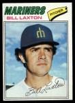 1977 Topps #394  Bill Laxton  Front Thumbnail