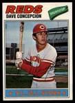 1977 Topps #560  Dave Concepcion  Front Thumbnail