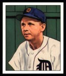 1950 Bowman Reprints #212  Jerry Priddy  Front Thumbnail