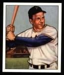 1950 Bowman Reprints #33  Ralph Kiner  Front Thumbnail