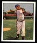 1950 Bowman Reprints #25  Hank Sauer  Front Thumbnail
