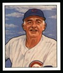 1950 Bowman Reprints #229  Frankie Frisch   Front Thumbnail
