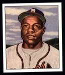 1950 Bowman Reprints #248  Sam Jethroe  Front Thumbnail