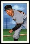 1952 Bowman Reprints #83  Howie Pollet  Front Thumbnail