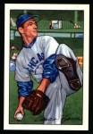 1952 Bowman Reprints #16  Omar Lown  Front Thumbnail