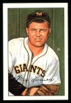 1952 Bowman Reprints #110  Max Lanier  Front Thumbnail