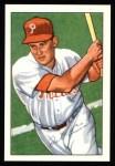 1952 Bowman Reprints #76  Del Ennis  Front Thumbnail