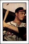 1953 Bowman Reprints #97  Eddie Mathews  Front Thumbnail