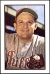 1953 Bowman Reprints #28  Smoky Burgess  Front Thumbnail