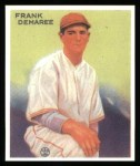 1933 Goudey Reprints #224  Frank Demaree  Front Thumbnail