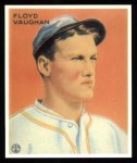 1933 Goudey Reprints #229  Arky Vaughan  Front Thumbnail