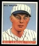 1933 Goudey Reprints #94  Bill Walker  Front Thumbnail