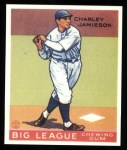 1933 Goudey Reprints #171  Charlie Jamieson  Front Thumbnail