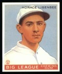 1933 Goudey Reprints #68  Horace Lisenbee  Front Thumbnail