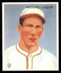 1933 Goudey Reprints #209  Dolf Luque  Front Thumbnail